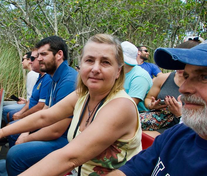 Coopertown Airboat Rides, Everglades, FL