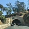I was headed to the Rose Bowl in Pasadena, California.  This is Pasadena home to the first ever freeway.