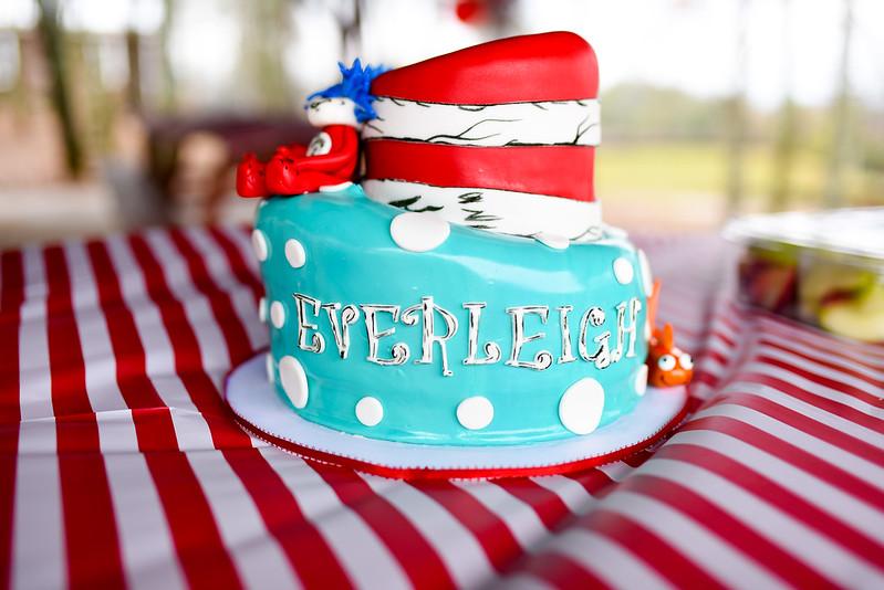 Everleigh's 2nd birthday