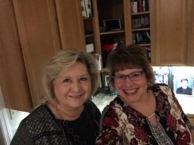 Paula and Fran