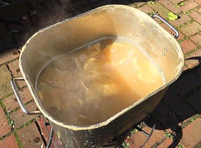 Boil on!