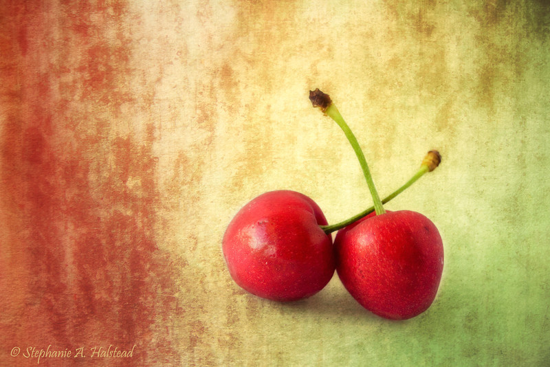 Just Two Cherries