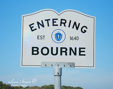 Entering Bourne