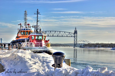 150214 At Their Berth Cape Cod Canal Buzzards Bay, MA