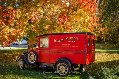 1929 Ford Panel Truck