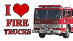 Love Fire Trucks