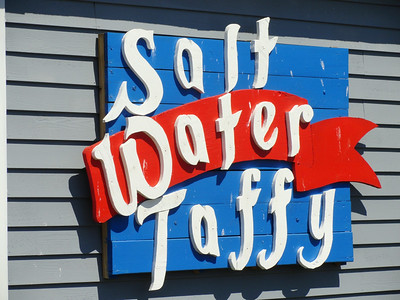 'Salt Water Taffy'