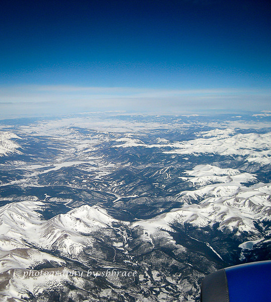 Above the Rockies