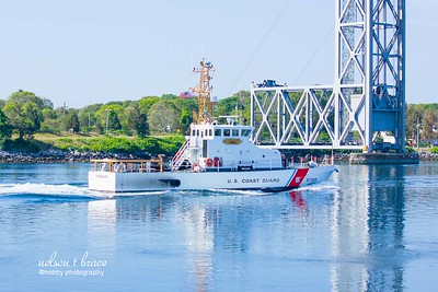 USCG Cutter 'Tiger Shark'