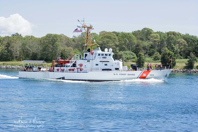 USCG Cutter 'Key Largo'