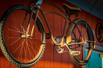 I Got Your Bike Hangin'!