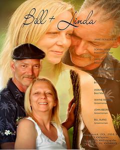Bill Linda Poster