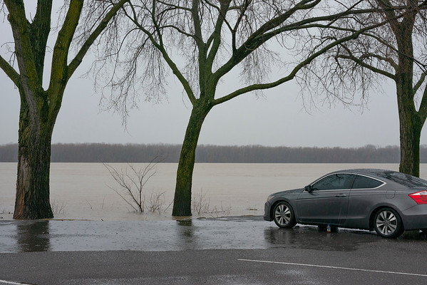 Mississippi River Rising