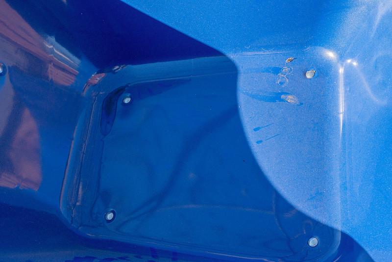 Dusty New Kobalt Blue