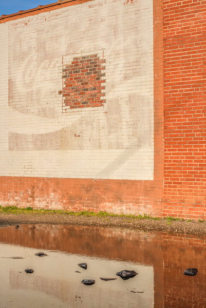 Old Coca-Cola Mural
