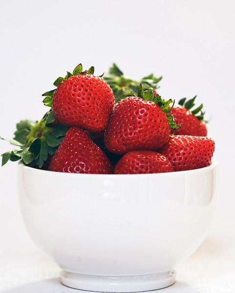 Summer's sweet strawberries