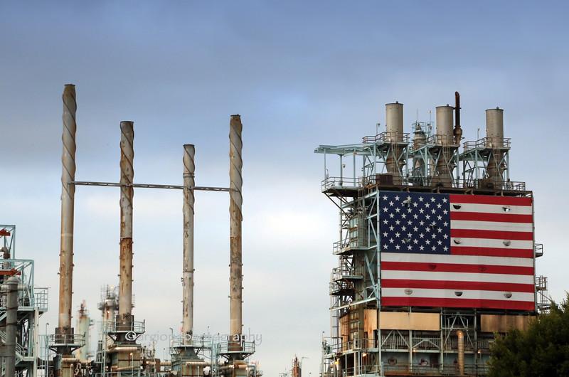 Patriotic Oil Refinery