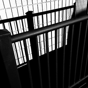 parking garage stairwell #2