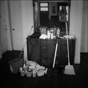 housekeeping still life
