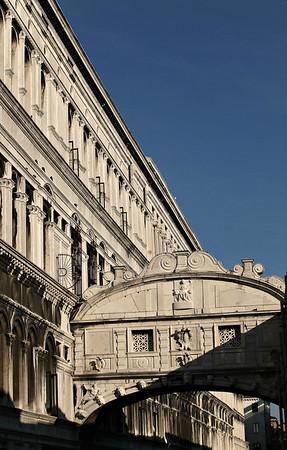 Bridge of Sigh(t)s Venice Italy  copyr 2007 m burgess