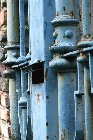 blue gate  padua Italy copyrt 2007 m burgess
