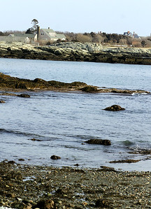 New England ocean  copyrt 2014 m burgess