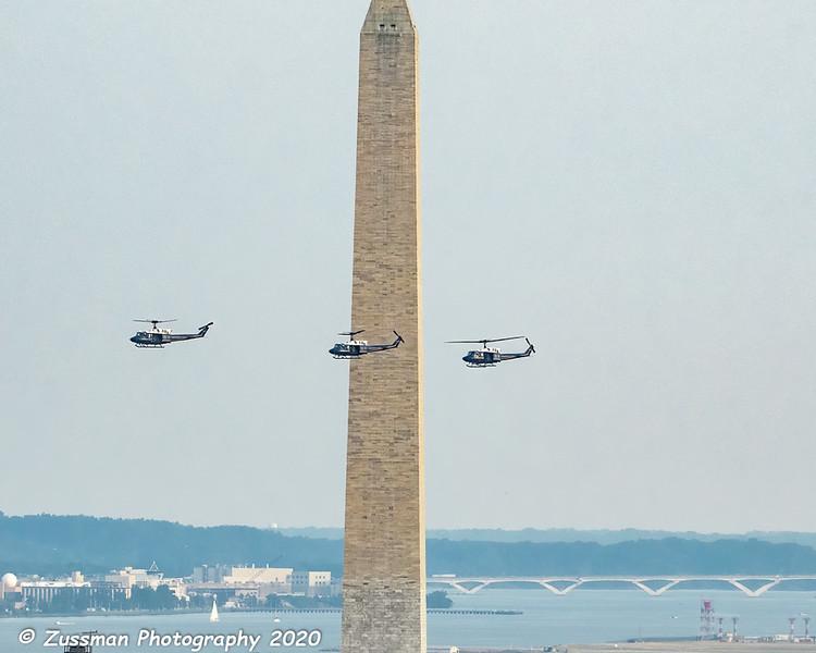 Air Force Bell UH-1N