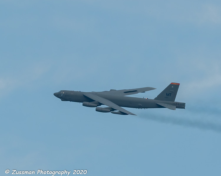 Air Force Boeing B-52H Stratofortress