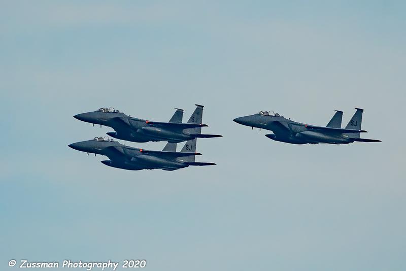 McDonnell/Douglas F-15 Strike Eagles