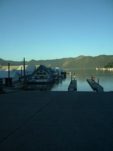 Dock in Bayview, ID