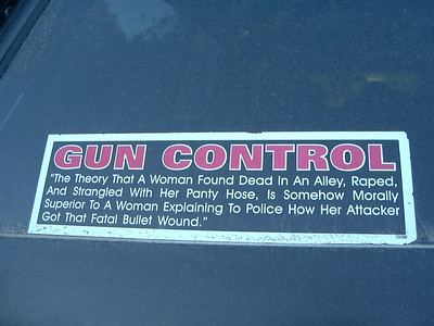 Laurie's Bumper Stickers