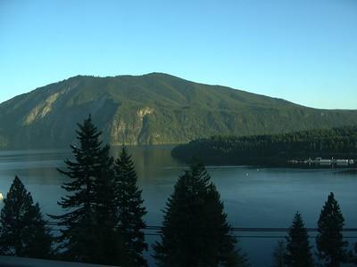 "Lake Pend Oreille (pronounced ""ponderay"")"