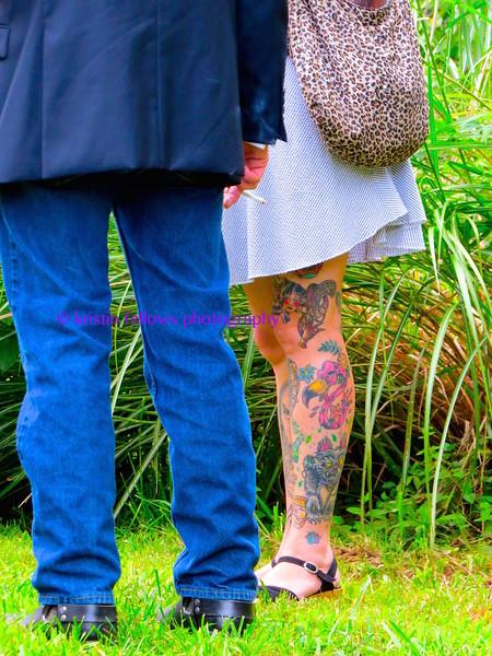 blue jeans & body art