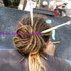 paintbrushes & dreads