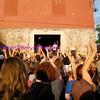 michael franti's free street concert