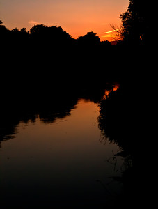 River Sunset 2