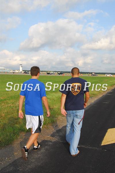 Blue Angles at Oceana Naval Air Station 9.18.10