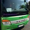 paraloglou wedding bus