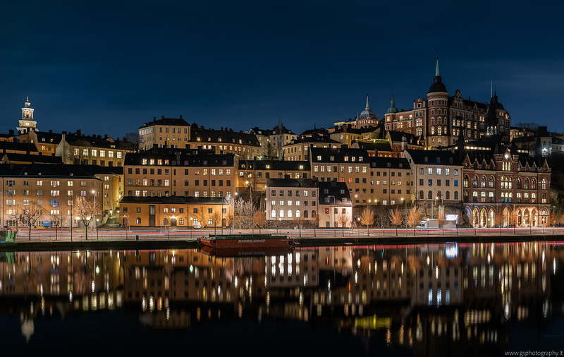 Stockholm I