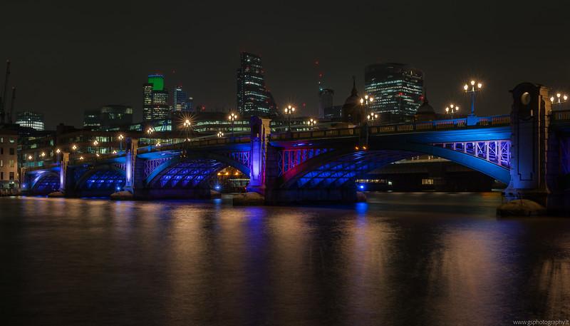Bridge of Blue
