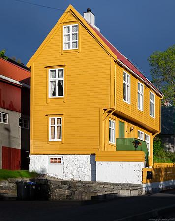 Houses of Kristiansund