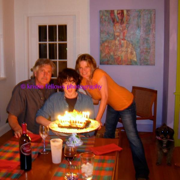 leif's 20th birthday