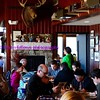 lunch at moose café