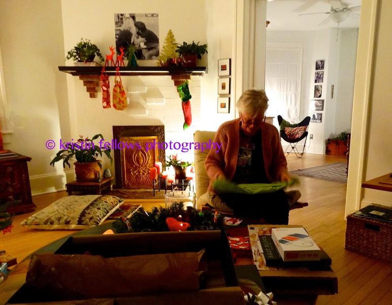 mormor at christmas
