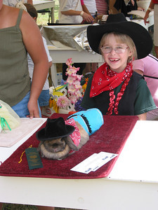 Costume contest at the Washington County Fair