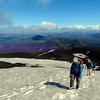 "climbing Hekla ~ Iceland's  ""gateway to hell"""