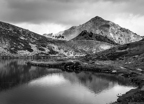 Somewhere in the mountains of Pyrenees