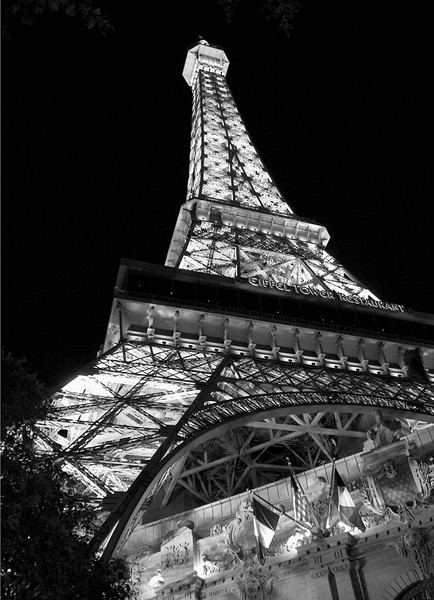The Eiffel at Paris Casino Las Vegas