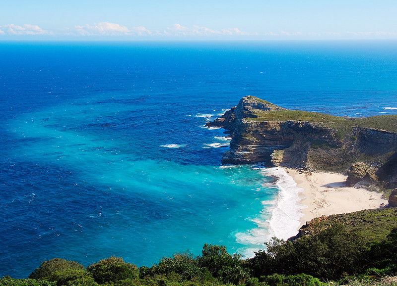 Cape of Good Hope<br /> (Southernmost point in Africa)