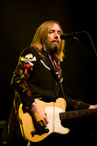 Tom Petty performing at the Pemberton Festival in Canada